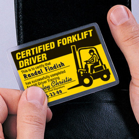 Forklift Licence Forklift Training Prices