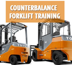 Counterbalance Forklift Training Thumbnail